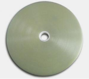 China Transparent 19mm Hot Melt Adhesive Tape for Binding Machine and Packing Machine on sale