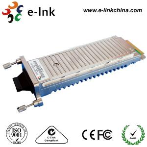 China XENPAK 10GBASE LR SC SFP Fiber Optic Transceiver Module , SFP Bidirectional Transceiver on sale