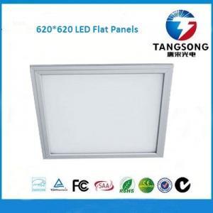 China 620*620 36W Square LED Panel 4500K Pure white frame LED Flat Panels bright 2835 Panel Ceiling Lights on sale
