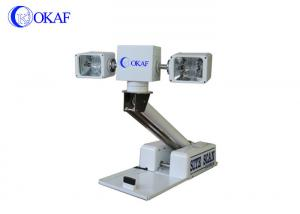 China LED Lighting Vehicle Mounted Mast 100M Night Vision Arc Movement For Mobile Car on sale