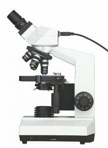 China Digital Biological Binocular Microscope with 1.3 MP CMOS Camera, Abbe NA 1.25 Condenser BS - 2030BD on sale