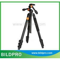 BILDPRO Adjustable Flexible Tripod Digital Camera Accessory Photographic Tripod Pan Fluid Head
