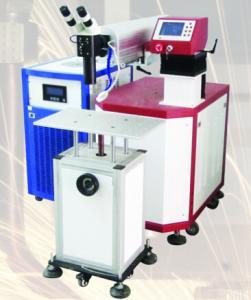 China Dental Laboratory Laser Spot Welding Machine For Glasses / Tubes / Nickel on sale