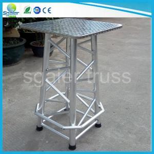 China aluminium bar table coffee table for sale truss table truss stool on sale