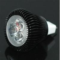 4W White / Warm white Spotlight MR16 LED Lamp Bulb for Instance, Villa, Restaurant