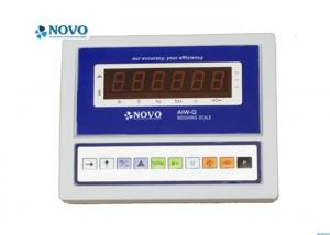 China Electric Digital Weight Indicator , Digital Dial Indicator High A/D Conversion Speed on sale