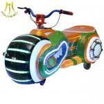 Hansel  outdoor playground equipment plastic kids motorbike electric ride