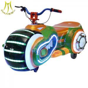 China Hansel  outdoor playground equipment plastic kids motorbike electric ride supplier