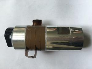 China 15K 2500W High Strength Ultrasonic Welding Transducer Environmental Protection on sale