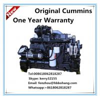 China Dongfeng Cummins 6 cylinders 4 stroke diesel engine for sale mini excavator use on sale