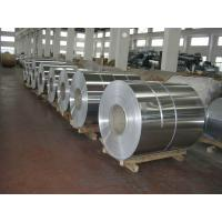 Cold Rolled Galvanized Steel Coil For Window Blinds / Fencings , High Preciseness