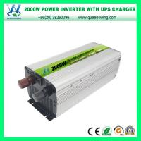 China DC72V 2000W Inverters Car Power Converter with UPS Charger (QW-M2000UPS) on sale