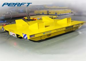 China cable reel coil  rail transfer carts for Factory steel coils and aluminum coils material transportation on sale