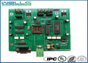 China PCBA Wireless Circcuit Board HASL Lead Free With One - Stop Service 94v0 FR4 PCB on sale