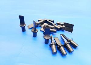 China Wear Resistance Industrial Ceramic Parts For PCB Plate Assembling Pins With Superior Mechanical Strength on sale