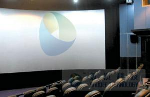 China Mini 3D / 4D cinema equipment system with curved screen , Motion chair , 7.1 audio system on sale