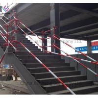 China Stairsafe Construction Guardrail Systems , Metal Guardrail Fall Protection Systems on sale