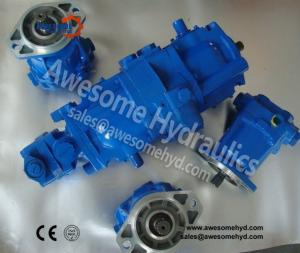 China TA1919 Vickers Hydraulic Pump Hydraulic Motor Completed Unit High Precision on sale