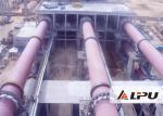 Horno giratorio ahorro de energía en metalurgia del cemento y material refractario
