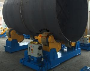 China Automatic Pressure Pipe Welding Rotator , Conventional Pipe Rotators 60 Ton on sale