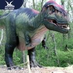 ZiGong Professional Artificial Dinosaur Model Dino Theme Park Decoration