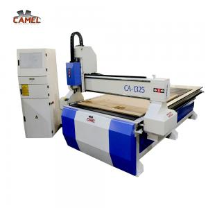 China Jinan CAMEL 4x8 Ft Cnc Router CA-1325 Wood Carving Machine for Wooden Doors, Soft Metal on sale
