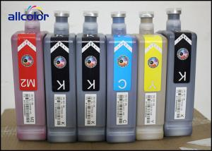 China Slightly Smell Digital Printing Ink , Roland Eco Solvent Based Inkjet Ink on sale