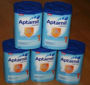 China Aptamil Milk Powder on sale
