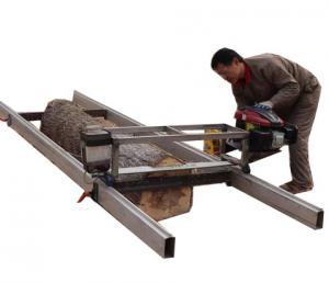 Portable Sawmill For Sale >> Portable Wood Gasoline Chain Saw Cutting Machine Small