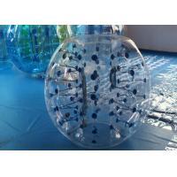 Custom 1.8m Dia Bubble Soccer Equipment Daycares Human Bubble Ball Suit