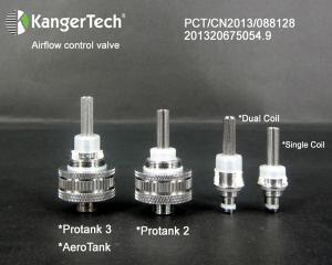 China Kanger airflow control valve replacement fit for kangertech aerotank ecigs accessories on sale