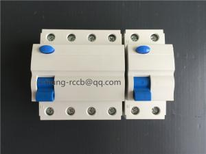 China CHHUNG switch S-ID residual current circuit breaker on sale