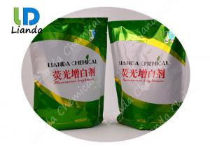 China Coating Auxiliary Fluorescent Brightening Agent 127 Light Green Powder Appearance on sale