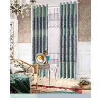 Custom Made Wedding Backdrop Luxury Ready Made Curtains for Bedroom / Living Room