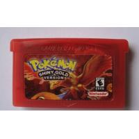Pokemon Shiny Gold Version GBA Game Game Boy Advance Game Free Shipping