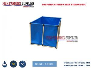 PVC Collapsible Aquaculture Tanks 5000litres for sale