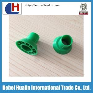 tie rod protecting pipe end cap plastic cone used in