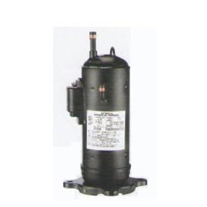 China R410A Hitachi Scroll Compressor , hermetic refrigeration compressor E605DH-59D2YG with 60020BTU / H on sale