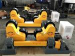 Pipe Rotators For Welding 10Ton Driving Inverter Control