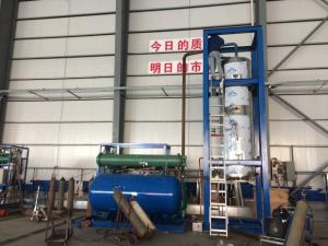 China Easy Operate 10 Ton Ice Tube Machine With Stainless Steel 304 Evaporator on sale