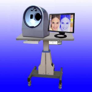 China Latest professional portable skin analyzer for sale on sale