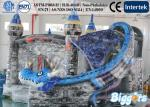 China Professional Personality Dragon Inflatable Slide Commercial With Slide wholesale