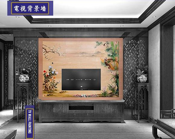 100 Handmade Wall Painting Traditional Chinese Painting Tv Wall