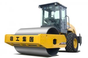 China XS202 Mechanical Drum Roller Compactor 20 Tons Road Maintenance Machinery on sale