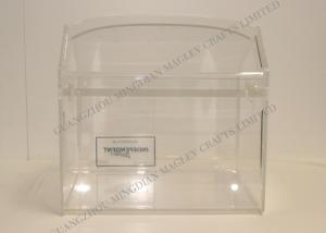 China Crystal Acrylic Cosmetic Displays , CE & ROHS PCBA Ice Buckets on sale