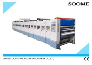 China Double Facer Machine For Corrugated Cardboard Production Line on sale