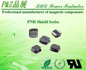 China PNR04018-Series  1.0~220uH Magnetic plastic SMD Power Inductors Square Size on sale