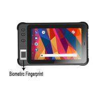 IP67 Waterproof Rugged Android Tablet PC 7.0 Inch With Fingerprint Nfc BT7