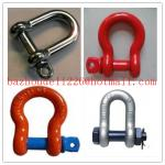 Shackle Pulley&D Ring Shackle,Forged Shackle&safety Shackle