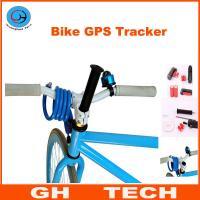 China Mini Hidden Bike Tracker GPS/GSM/GPRS Quad Band Real-time Bicycle gps tracker Google Map tracker Retail box on sale